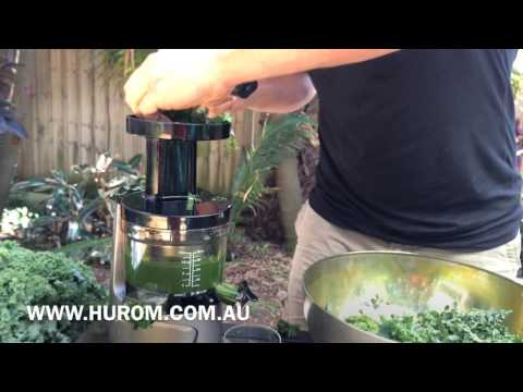Kuvings Whole Slow Juicer Vs Omega 8006 : Entsafter vergleich: Hurom - Kuvings - Sana by Omega Doovi