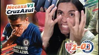 ¡ADIÓS INVICTO! Reacción en vivo de la derrota de CRUZ AZUL vs NECAXA | Dúo Dinámico