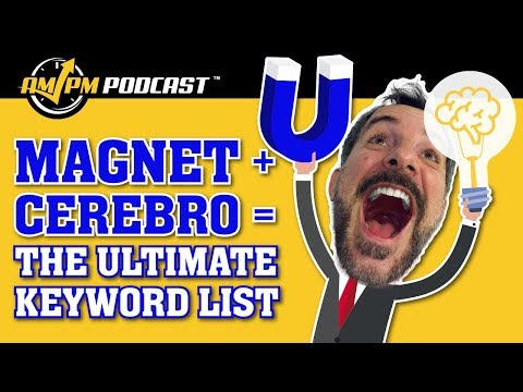 Use Amazon Keyword Tool Combinations to Create the Ultimate Keyword List - AMPM Podcast EP 177