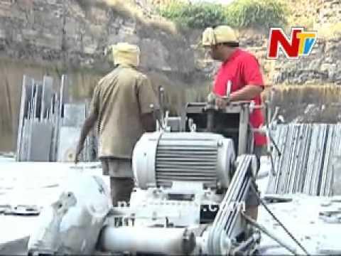 Belum ,Bethamcherla Black Stone (napa Raee) Mining Part1