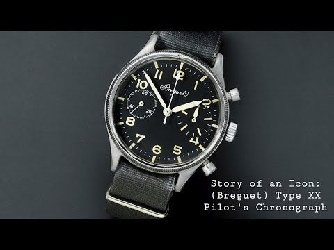 Story of an Icon: (Breguet) Type XX Pilot's Chronograph History