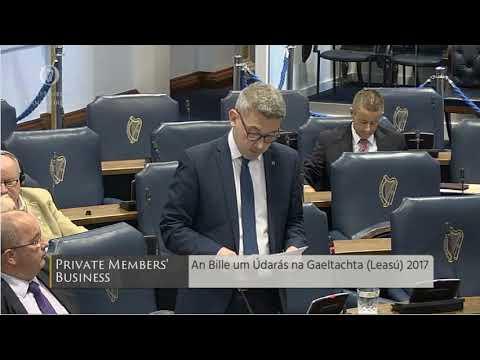 Bille ar Údarás na Gaeltachta