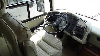 SOLD! 1995 Monaco Dynasty 38 Diesel Luxury Class A , Diesel Gen, Washer / Dryer, $29,900