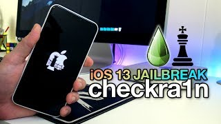 JAILBREAK iOS 13 checkra1n COMING SOON
