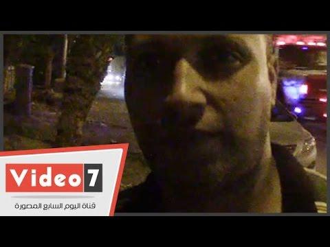 اليوم السابع : بالفيديو..مواطن يطالب مرور الجيزة التصدى لسائقى الأجرة بدون رخص