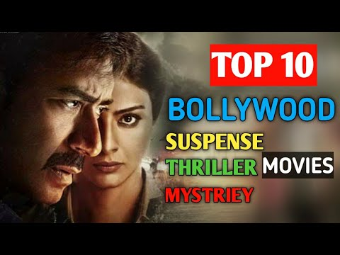 Top 10 Suspense Thriller movies in bollywood | Best bollywood movie