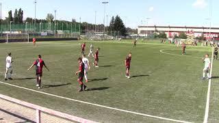 Bican Cup 2019 Praha_Karpaty 1:0 Cagliari Italy_ 1 part