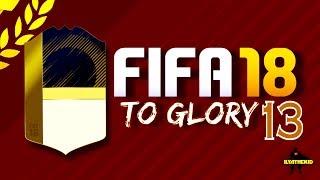 FIFA 18 |  ICON TO GLORY STRIIMI #13 |