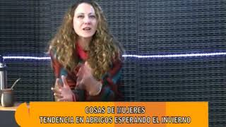 HOY HABLAMOS DE ABRIGOS EN COSAS DE MUJERES