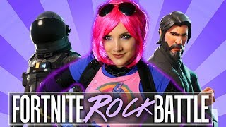 The Fortnite ROCK Battle   Halocene Rockifies #NerdOut (Rock version)