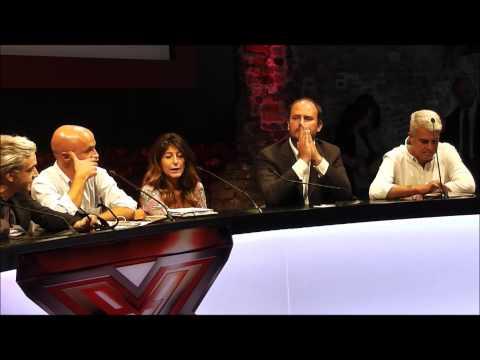 X Factor 2013 _ Conferenza stampa di presentazione