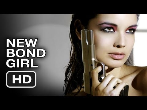 New Bond Girl  Berenice Marlohe