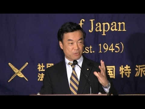 "Shigefumi Matsuzawa, Author of ""JT, The Ministry of Finance, and The Tobacco Lobby"""