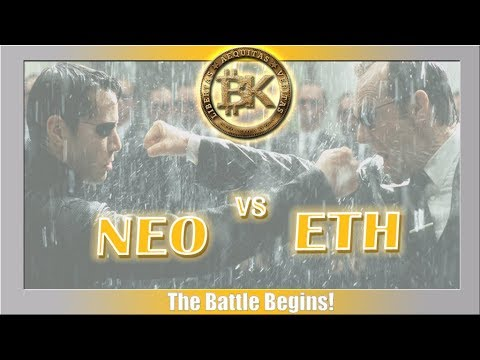 ⚡ NEO vs ETH⚡ Bitcoin Price Analysis 6450 USD | NOV 13 2017 | Earn Free Bitcoin Bittrex Cryptonation