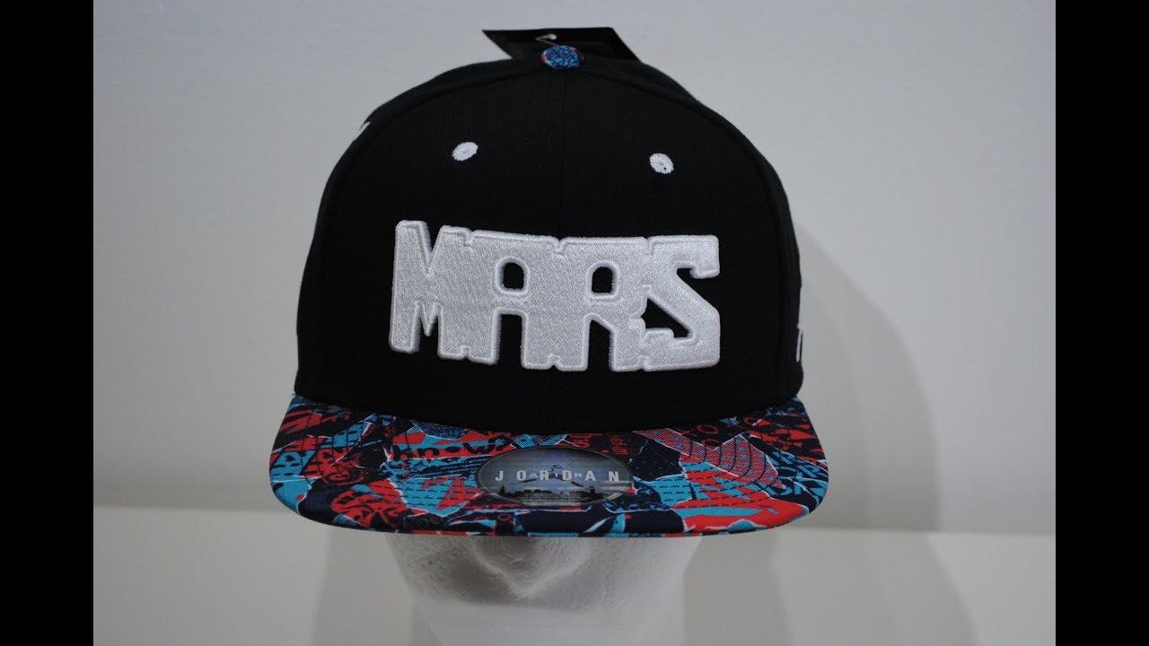 e19d8c1225f Jordan MARS Strap Back Cap Product Presentation By Crime Clothing ...