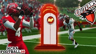 The Chase is on for a Sun Belt Title! NCAA 14 Ozark State Outlaws Dynasty Ep. 31