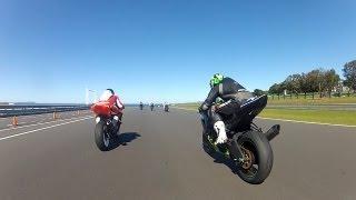 Pirelli Sprint race 1 - Phillip Island