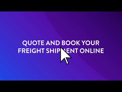 How to Get a Quote at FreightCenter.com
