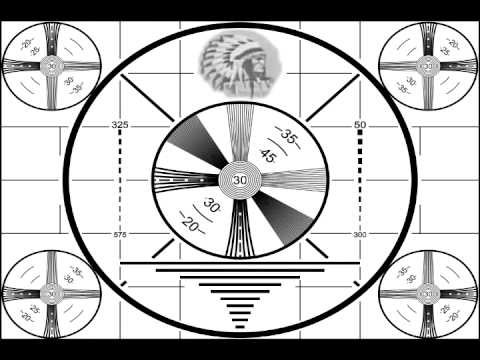 Indian Head Test Pattern YouTube Inspiration Test Pattern