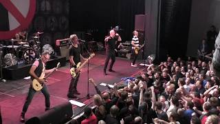 "Bad Religion LIVE Sinister Rouge : Amsterdam, NL : ""Melkweg"" : 2017-07-28 : FULL HD, 1080p50"