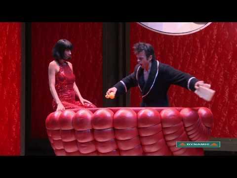 """Rossini-L'Equivoco Stravagante-""""Vieni pur, a me t'accosta"""" - ROF"""
