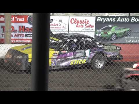 Beatrice Speedway Hobby Feature 7/14/2017 6R & 6J