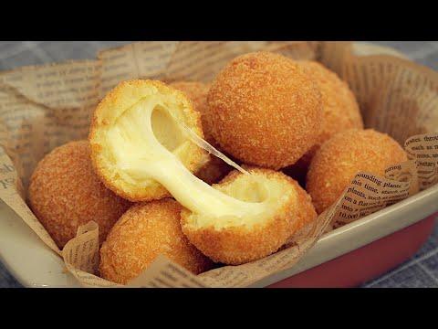 Potato Cheese Balls - Nino's Home