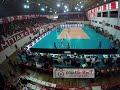 Time lapse CEV challenge cup womens final game 1 Olympiacos SFP VS Bursa