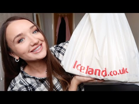 24 HOURS EATING FOOD FROM ICELAND SUPERMARKET  *frozen food & bargains*