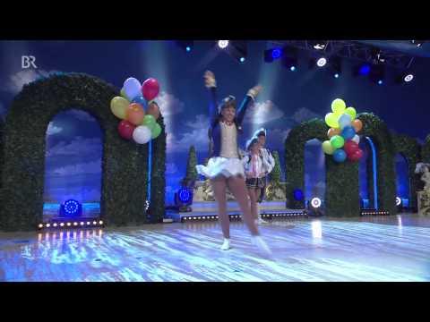 Tanzmariechen Medley - Bayerisches Fernsehen
