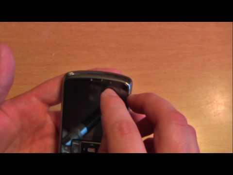 Samsung Jack (i637) Hardware Tour