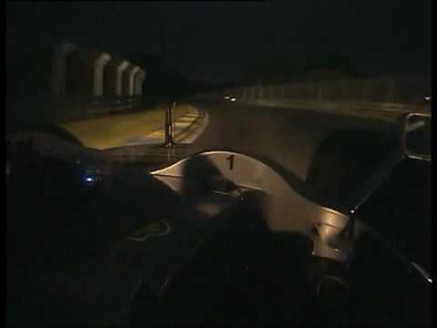 Audi R10 TDI Onboard