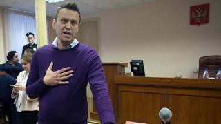 Навальный: президентская кампания не прекратится после приговора