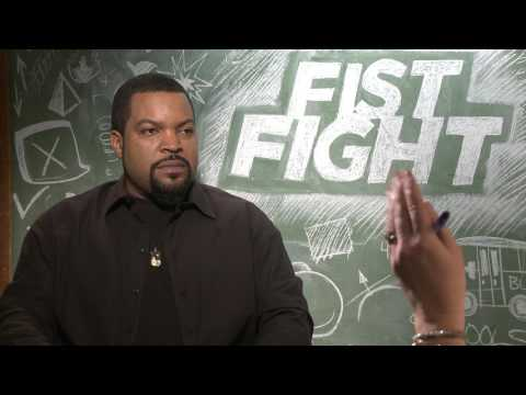 Fist Fight: Ice Cube Official Movie Interview
