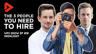 The 3 People Every Wedding Filmmaker Needs on Their Team