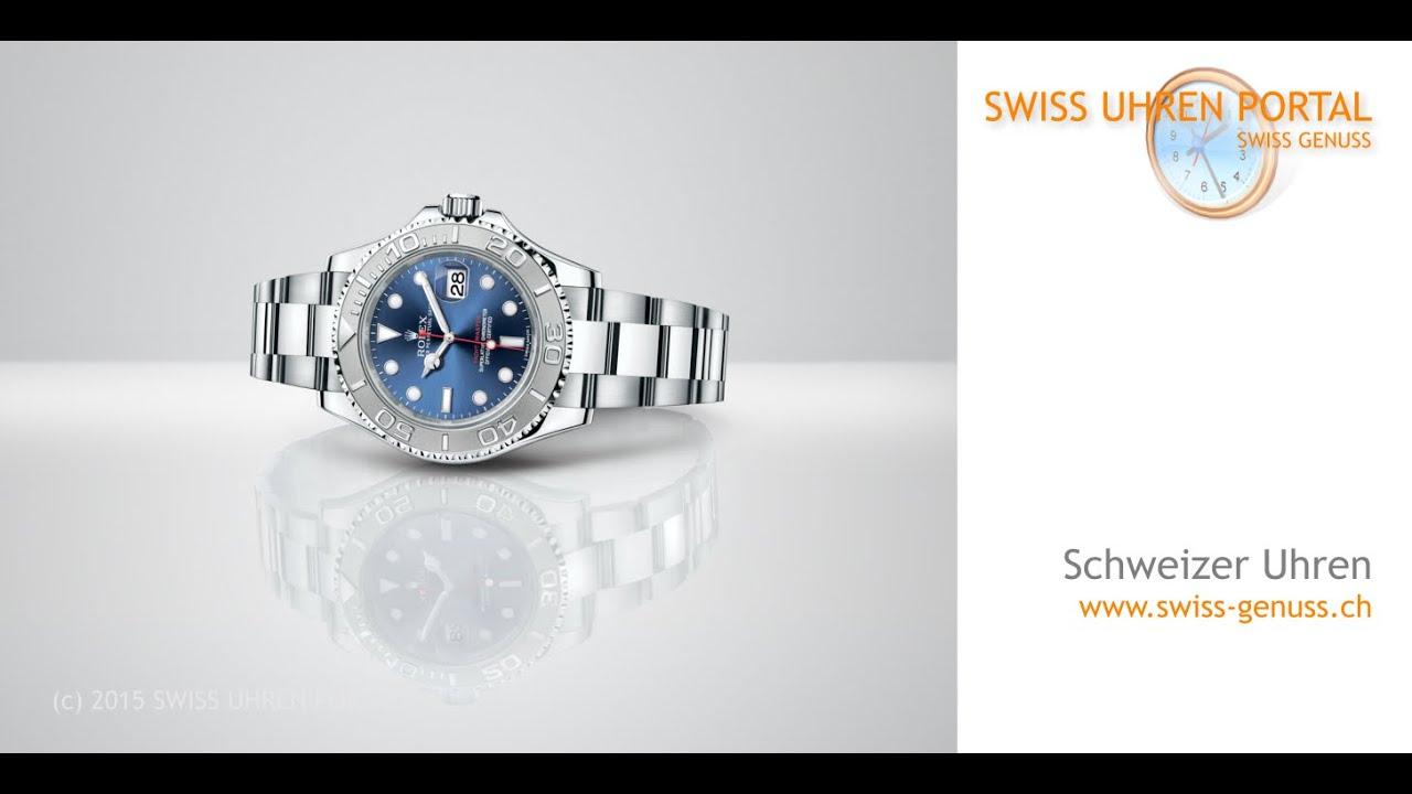 Swiss Uhren Portal - Rolex