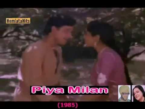 Banja Banja Re Hamaro Sajedaar - Hemlata & Jaspal Singh - Piya Milan (1985)