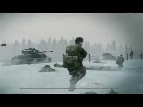 Ardennes Assault | Powered by GeForce GTX 960 |