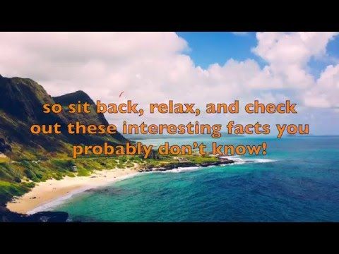 10 Interesting Facts About Hawaii