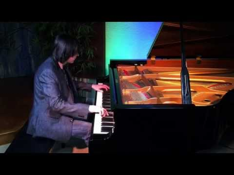 Scott D Davis  Greensleeves  solo piano
