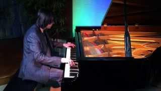Scott D. Davis - Greensleeves - solo piano