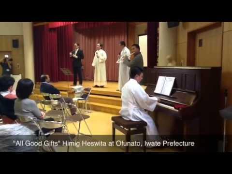 Concert at Ofunato, Iwate Prefecture