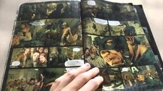 CGR Comics - ULTIMATES 2 VOL. 1: GODS AND MONSTERS comic review