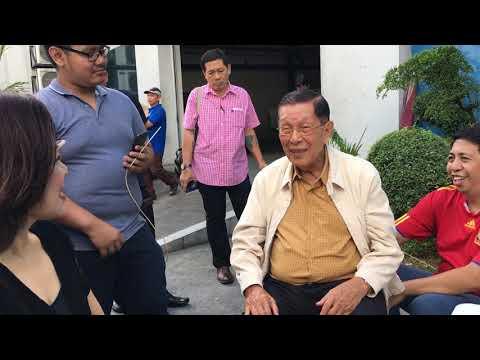 Ep. 8 Tusok x Tusok Series with Sen. Juan Ponce Enrile