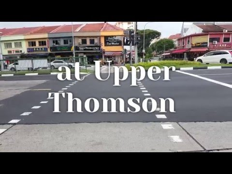 From $1 Singapore food - 5 Best Cheap Local Singapore food at Upper Thomson