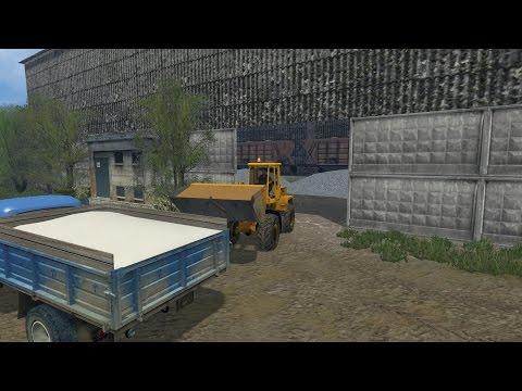 Farming Simulator 15.Сельский час.с.Варварiвка.1 серия.(тест)