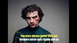 Repeat youtube video No one's here to sleep- Naughty Boy feat Bastille (Subtitulada al español)