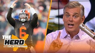 Colin Cowherd picks his winners and losers in each division for the 2019 season | NFL | THE HERD