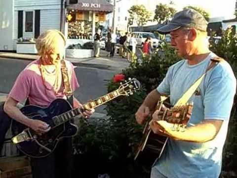 Jim & Warren - 'Hey Jude' - Laguna Beach, 25 Sept ...