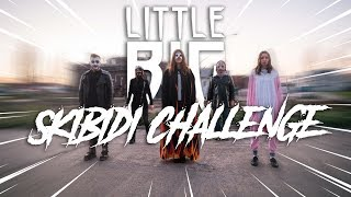 ⚡ SKIBIDI CHALLENGE ⚡ HORROR EDITION ⚡ LITTLE BIG - SKIBIDI
